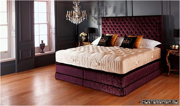 Vi-Spring Diamond Jubilee - самая дорогая кровать в мире