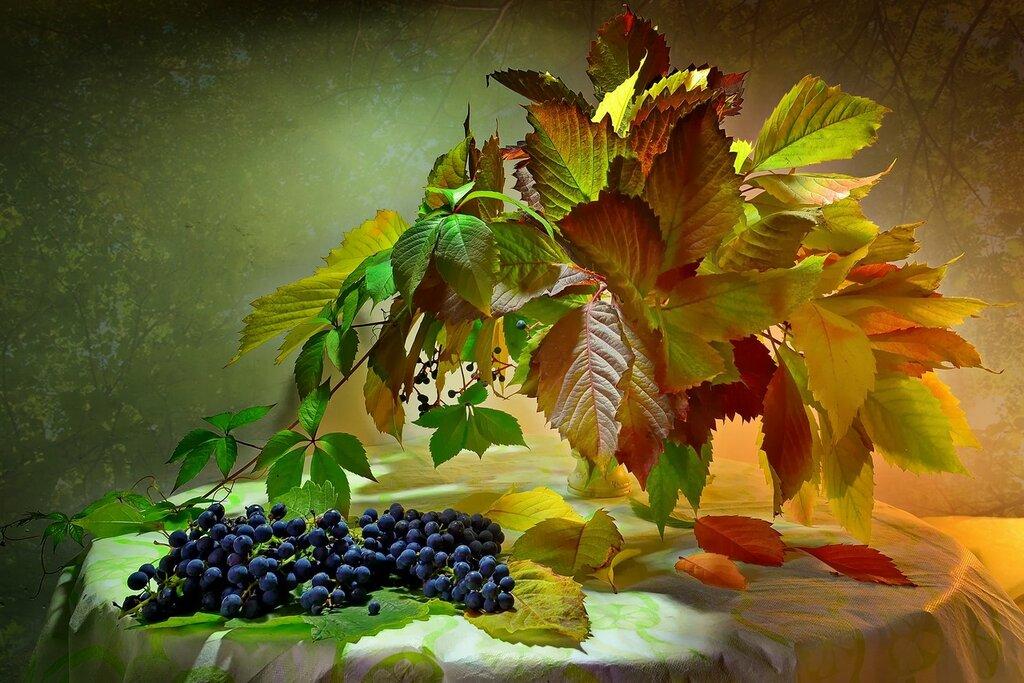 Дары  и краски осени