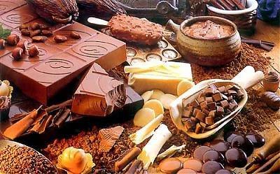 11 июля - Всемирный день шоколада. Шоколадное разнообразие