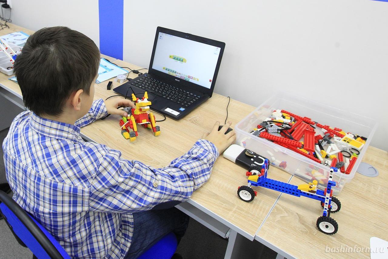 Насоздание детского технопарка вУфе выделено 24 млн рублей