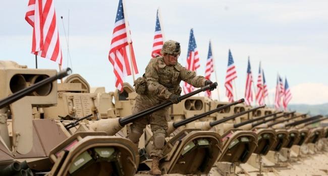 ВПольшу прибыла первая группа солдат бронетанковой бригады США