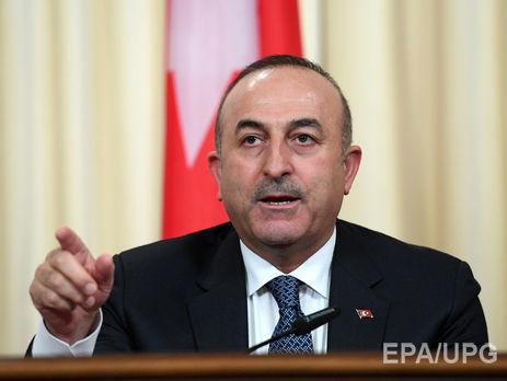 Переговоры посирийскому конфликту начнутся 23января— МИД Турции