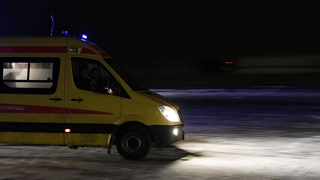ВПодмосковье при столкновении «Газели» сфурой погибли два человека