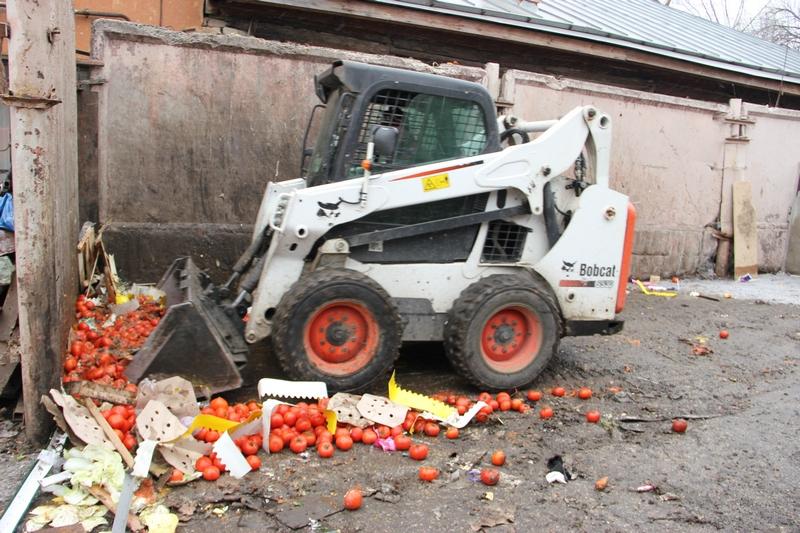 Ткачев Россия не откроет рынок для турецких томатов