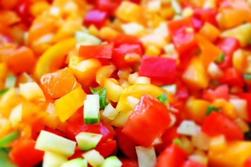 Пикули   овощная смесь в маринаде