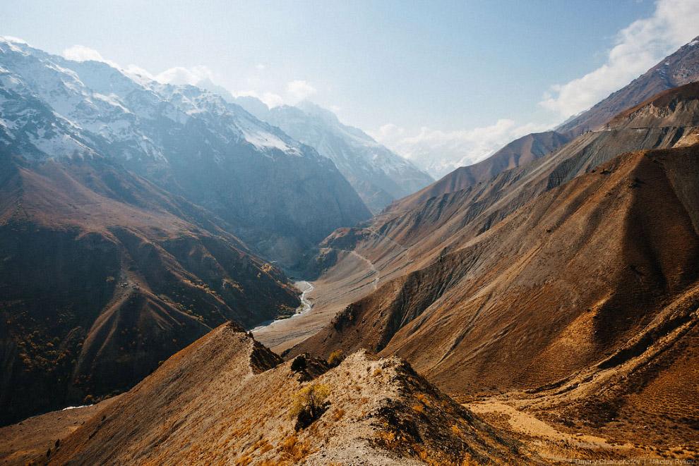 Вот такие они, Фанские горы. Не хухры-мухры.  Я сердце оставил в Фанских горах, Теперь бессе