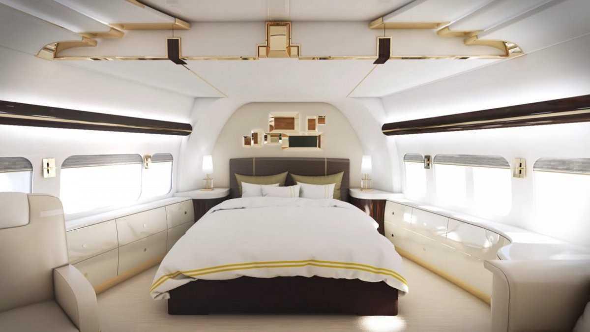 16. Представьте себе, что вы спите в этой кровати во время путешествия…