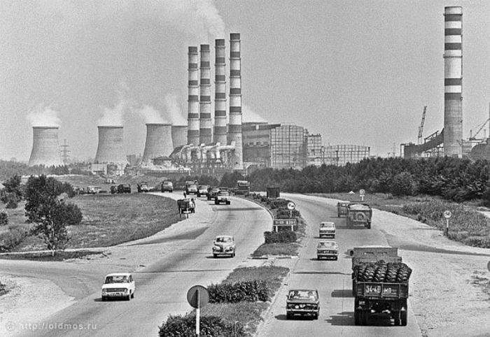 Москва и москвичи в 80-тые годы