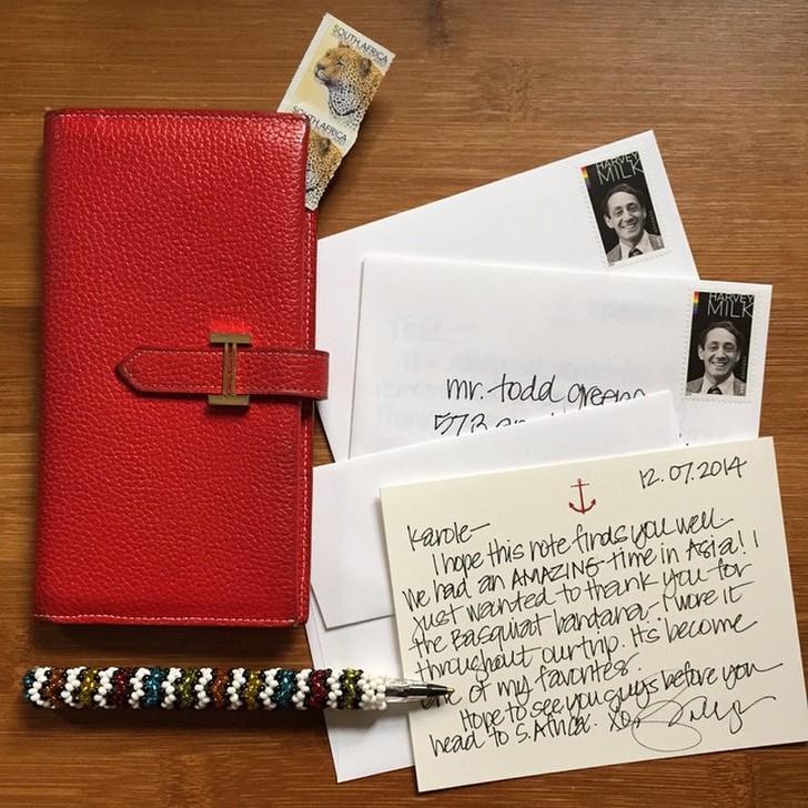 24. Напишите письмо другу, которого давно не видели.