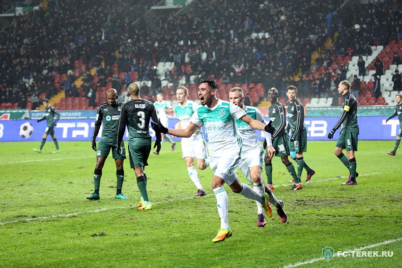 «Краснодар» впервый раз проиграл при Шалимове вРФПЛ в10-м матче