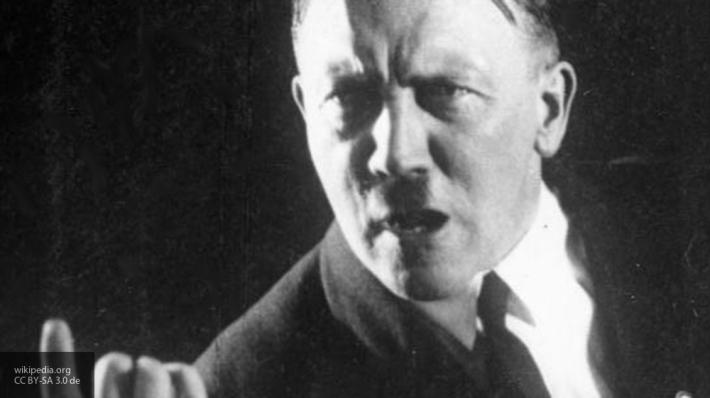 Размещены новые детали осамоубийстве Гитлера