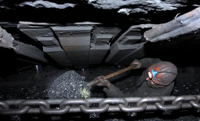 Минэнергоугля увеличит цену угля госшахт на15,6%