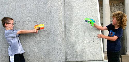 Уличные игры для детей 7 лет