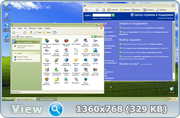 Windows XP Professional SP3 x86 Lite v.1 by WinRoNe