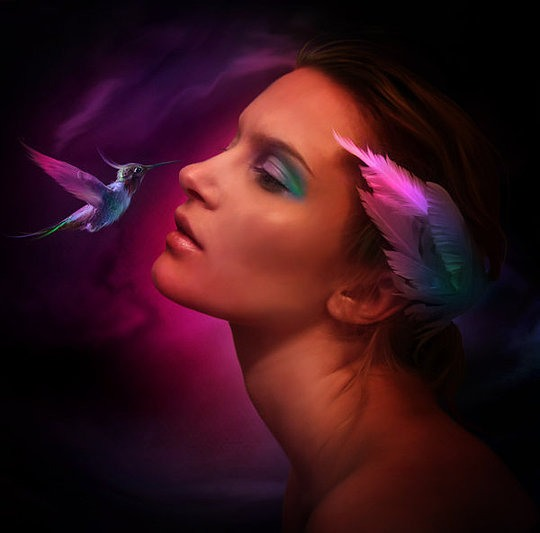 Must-see Digital Art by Elena Dudina