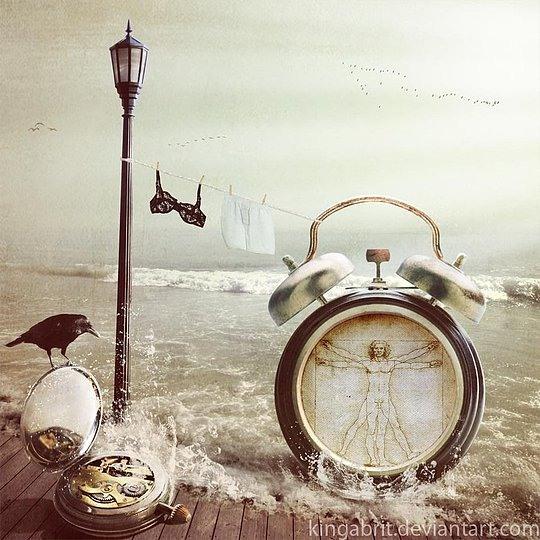 Cool Digital Art by Kinga Britschgi
