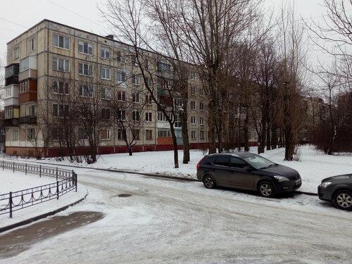 Будапештская ул. 8к2