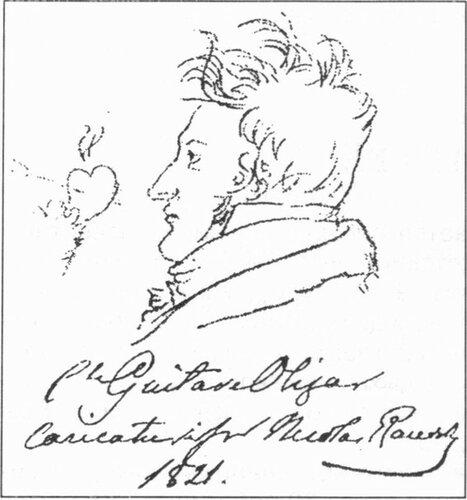 Граф Густав Олизар. Рисунок Н.Н.Раевского-младшего.jpg