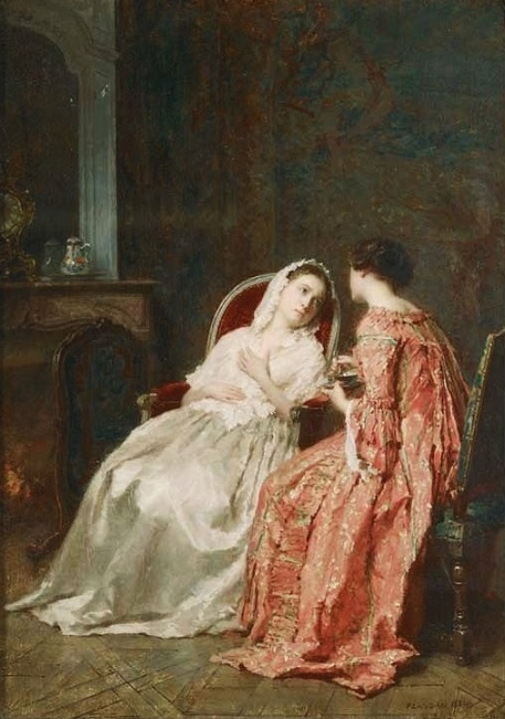 Conversation over a cup of tea, 1854.jpg