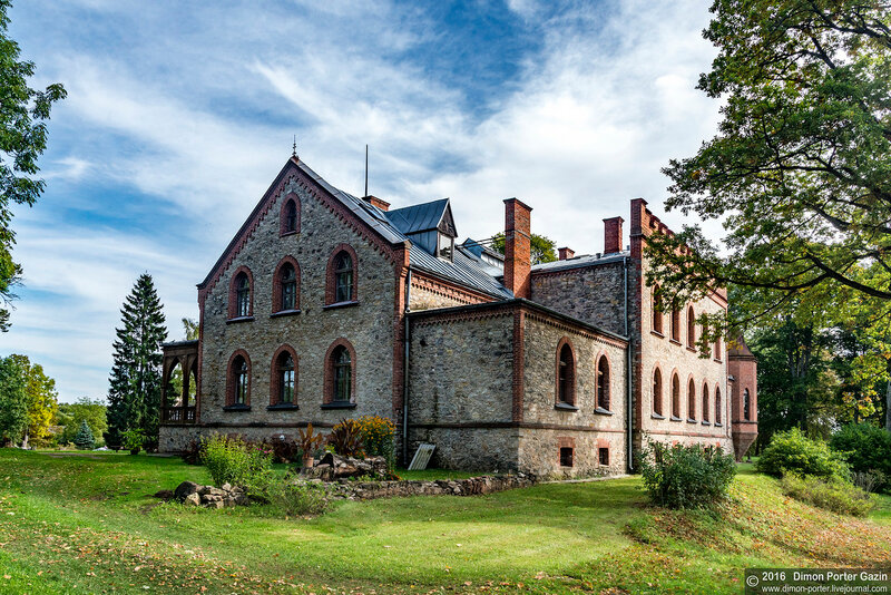 Звартавский Замок