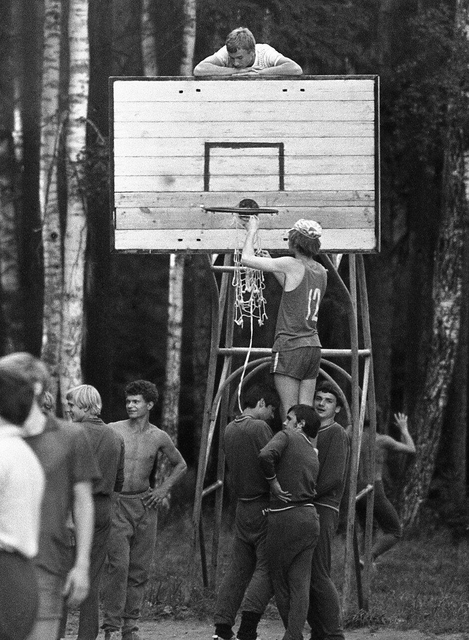 142. Баскетбол