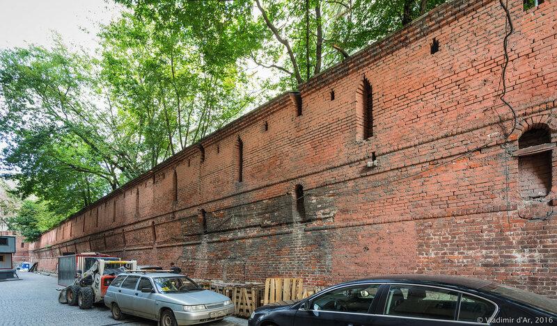 Стена Китай-города