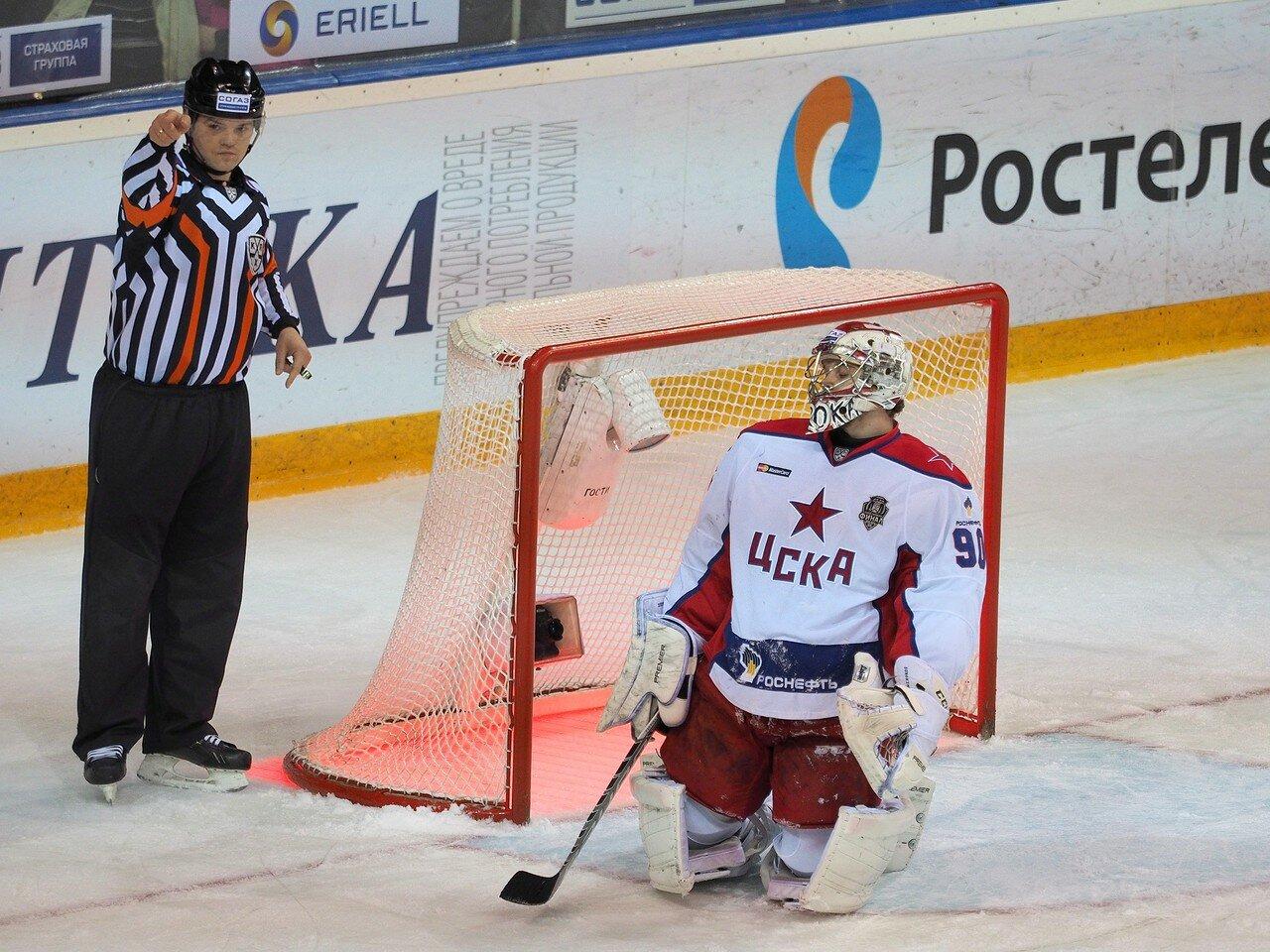75Плей-офф 2016 Финал Металлург - ЦСКА 11.04.2016