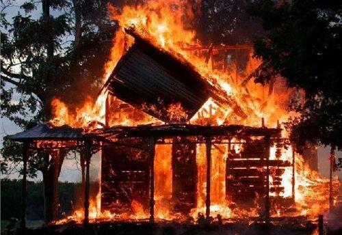 В лесах и на дачах России проводят противопожарные рейды