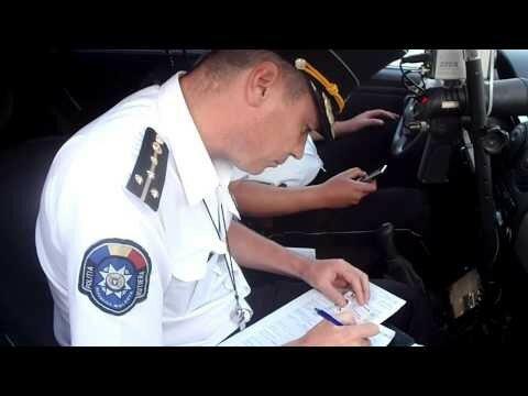 Полиция: радары скорости в Молдове соответствуют всем нормам