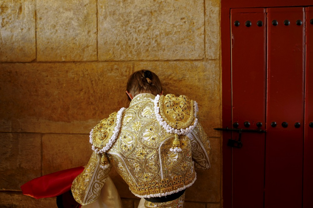 The Wider Image: The matador