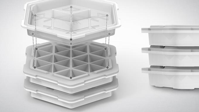 На Kickstarter появился быстрый замораживатель для льда