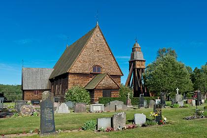 В Швеции построили кладбище для нерелигиозных граждан