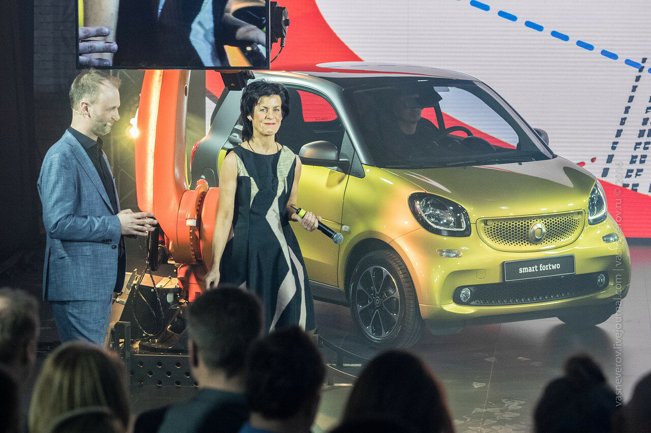 smart mercedes-benz moscow
