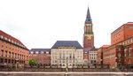 Городская ратуша. Киль. Германия