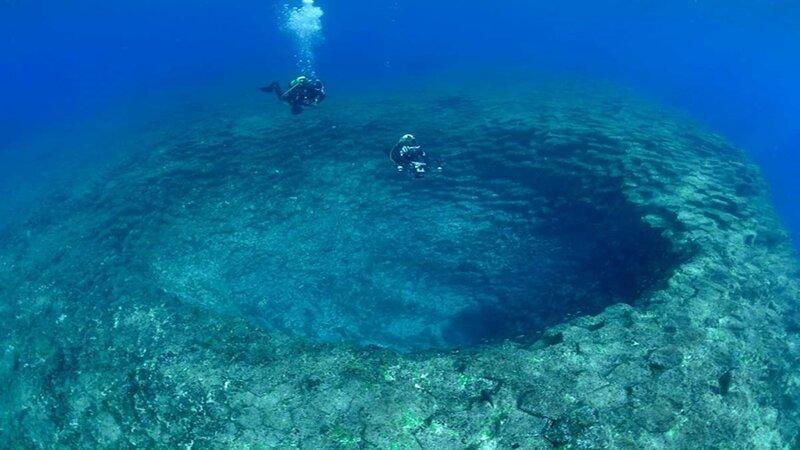 Таинственный подводный мир Канарских островов (фото)