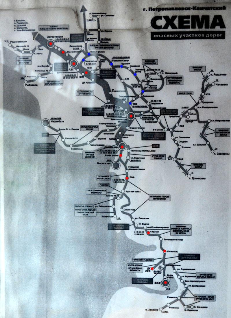 схема автобусов №107 г,сыктывкара