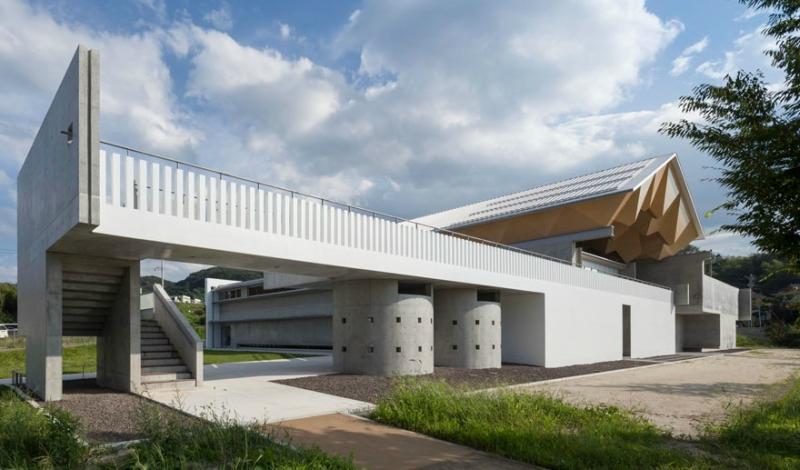 Архитектура Японии: самые впечатляющие образцы зданий и сооружений