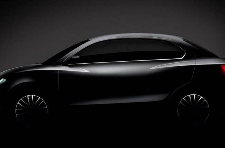 Первое официальное фото нового недорого седана Suzuki Dzire опубликовано всети