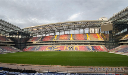 Управление Росреестра зарегистрировало право собственности настадион ЦСКА