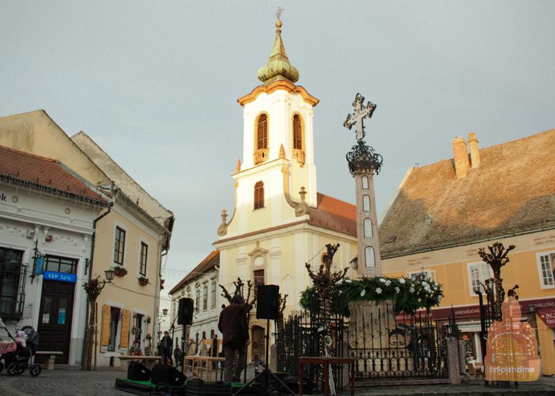 Главная площадь Сентендре