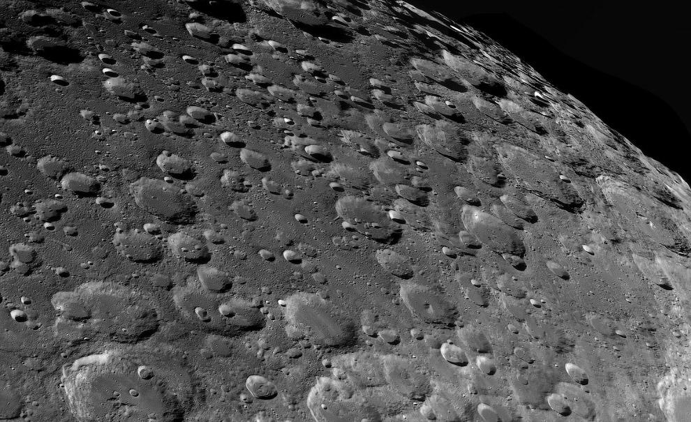 10. Претендент в категории «Наша Луна». Полнолуние в Мексике. F6.3, ISO800, выдержка 1/80 сек.