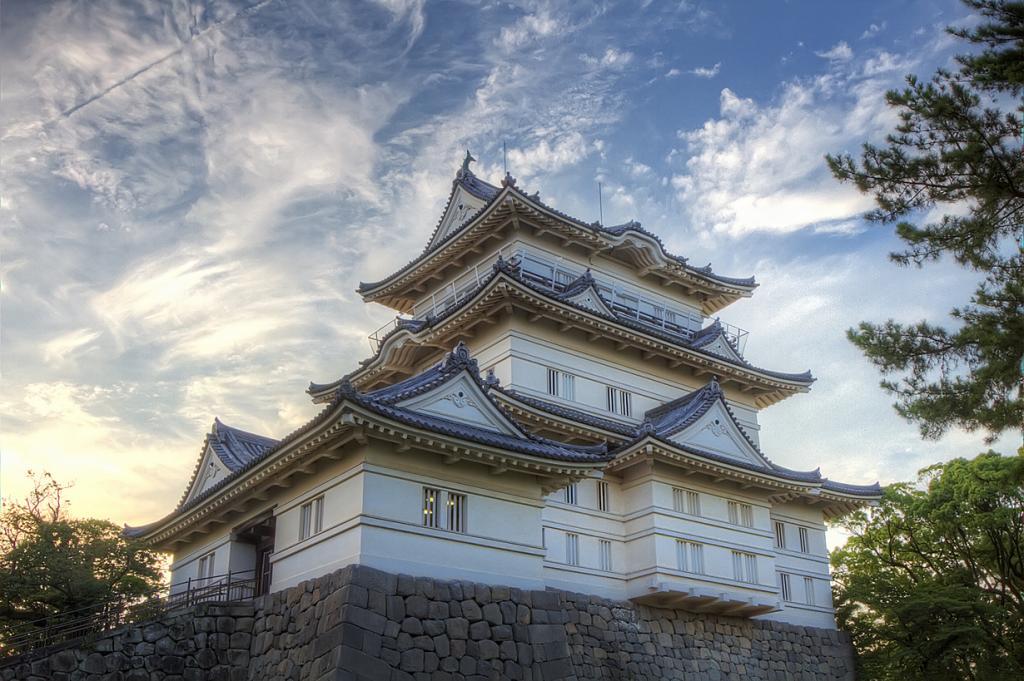 Топ замков и храмов Японии (21 фото)