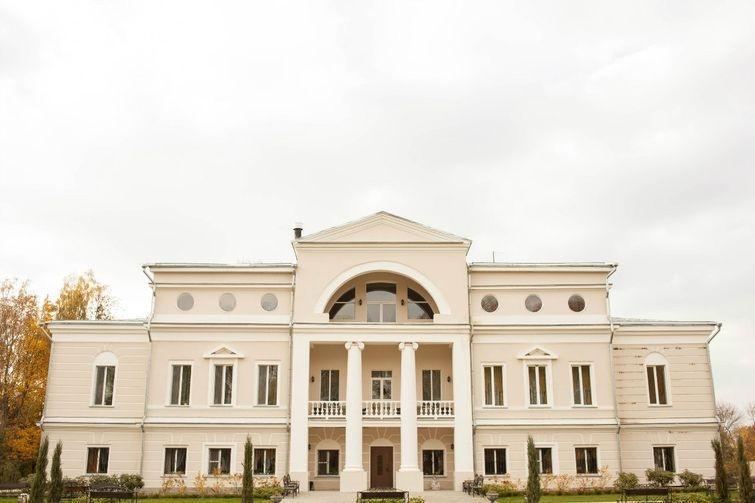 6. Отель «Лафер»: хорошая примета Первым владельцем поместья Герчики в Смоленской области был Алекса