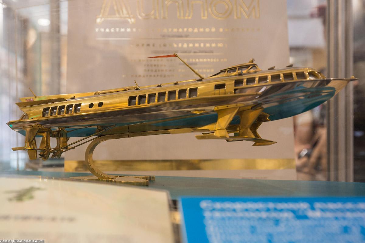 Золотой «Метеор». Интересно, что первым капитаном СПК «Метеор» стал прославленный лётчик Герой Совет