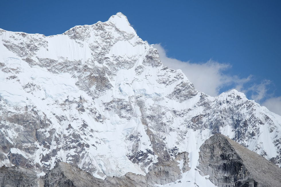 Гангкхар-Пуенсум Маленькая страна Бутан расположена на между Китаем и Индией, совсем недалеко
