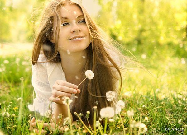 Предназначение женщины — быть такой женщиной-плюс, окружение которой расцветает и заботится о то