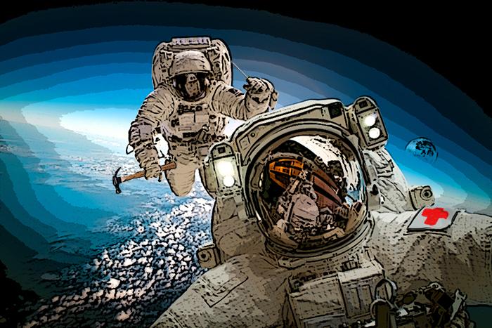 Земные вещи в космосе: что брать на другую планету (9 фото)