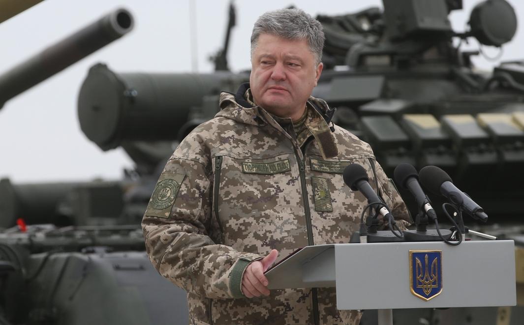 Лидеры Украины иСоединенных Штатов обсудили потелефону ситуацию вДонбассе