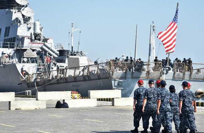 США планируют создать впорту Владивосток пункт техобслуживания своих военных кораблей