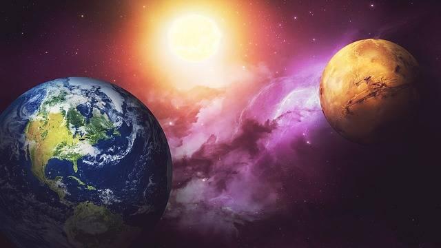 Ученые назвали самые фантастические факты оМарсе